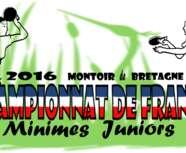 Championnat de France - minimes/juniors